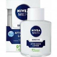 Лосьон после бритья «Nivea for Men» для чуствительной кожи, 100 мл.