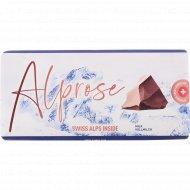 Шоколад молочный «Alprose» 100 г