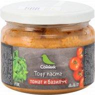 Тофу паста «Соймик» томат и базилик, 260 г.