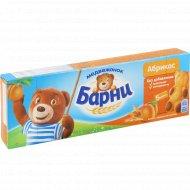 Пирожное бисквитное «Медвежонок Барни» с абрикосом, 150 г.