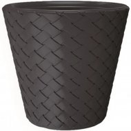Горшок «Prosperplast» пластиковый Flower pot Matuba - anthracite