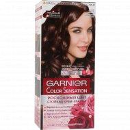 Крем-краска для волос «Garnier Color Sensation» благородный опал 4.15.