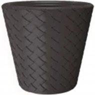 Горшок «Prosperplast» пластиковый Flower pot Matuba – anthracite
