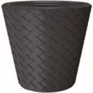 Горшок «Prosperplast» пластиковый Flower pot Matuba – anthracite