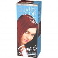 Гель-краска для волос «Эстель» тон 146, гранат.