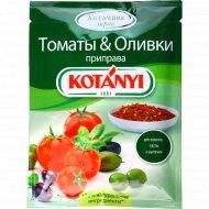 Приправа «Kotanyi» томаты и оливки, 20 г.