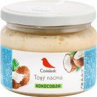 Тофу паста «Соймик» кокосовая, 260 г.