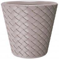 Горшок «Prosperplast» пластиковый Flower pot Matuba – Mocca