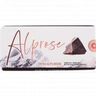 Шоколад горький «Alprose» с солью, 100 г