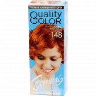 Гель-краска для волос «Эстель» тон 148, медный.