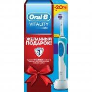 Подарочный набор «Oral-B» электрическая зубная щетка Vitality.