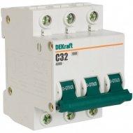 Автоматический выключатель «Schneider Electric» DEKraft, 11081DEK