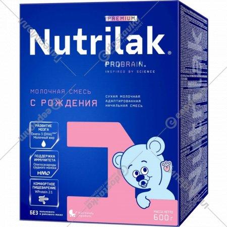 Смесь «Nutrilak» Premium-1, 600 г.