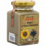 Урбеч «Золотой улей» из семян подсолнечника, 240 г.