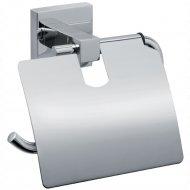 Бумагодержатель с крышкой «Fixsen» Metra FX-11110.
