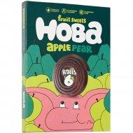 Конфеты фруктовые «Hoba» яблоко-груша, 60 г