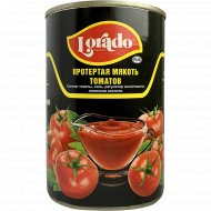 Протертая мякоть томатов «Lorado» 425 г.