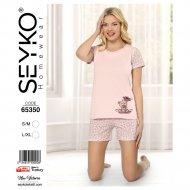 Пижама «Seyko» женская, 65350, р. L/XL