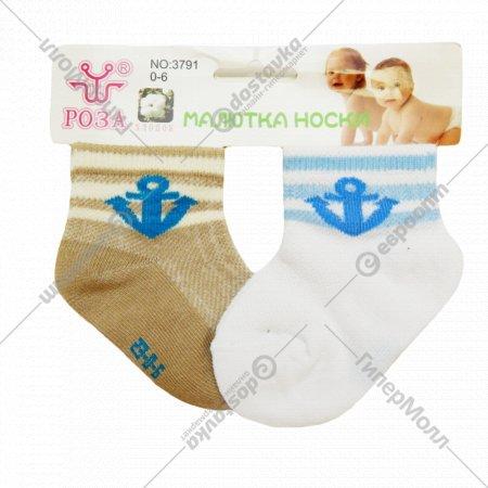 Комплект носков детских, 3791, 2 пары.