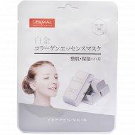 Маска для лица «Yeppen Skin» тканевая с платиной и коллагеном, 23 г.