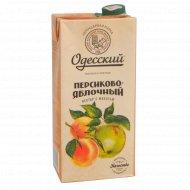 Нектар «Одесский» персик-яблоко 950 мл