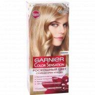 Краска «Garnier» 8.0 переливающийся светло-Русый.