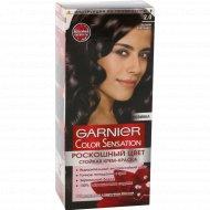 Крем-краска для волос «Garnier Color Sensation» черный бриллиант 2.0.