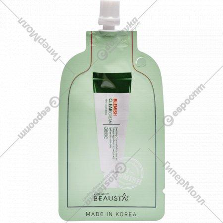 Крем для чувствительной кожи «Blemish clear cream Beausta» 15 мл.