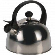 Чайник со свистком из коррозионно-стойкой стали, 2.2 л.