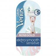 Бритва женская «Gillette Venus» Rosegold, со сменной кассетой, 1 шт