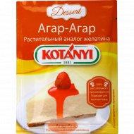 Растительный аналог желатина «Kotanyi» 10 г.