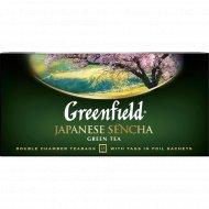 Чай зелёный, байховый «Grinfield» 25 пакетиков.