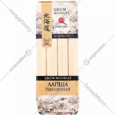Лапша пшеничная «Hokkaido» Удон, 300 г