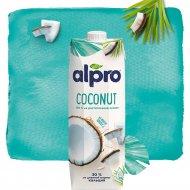 Напиток кокосовый с рисом «Alpro» Coconut, обогащенный кальцием, 1 л