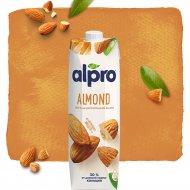 Напиток миндальный «Alpro» обогащенный кальцием, 1 л
