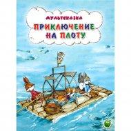 Книга «Приключение на плоту».