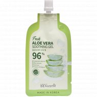 Гель для лица «Aloe vera Soothing gel Beausta» увлажняющий, 20 мл.