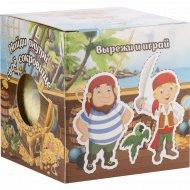 Детский бурлящий шар с игрушкой для мальчиков, 130 г+10 г.