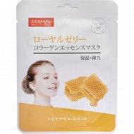 Маска для лица «Yeppen Skin» с пчелиным молочком и коллагеном, 23 г.
