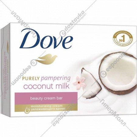 Крем - мыло «Dove» кокосовое молочко и лепестки жасмина 135 г.