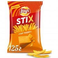 Чипсы «Lay's» STIX, сыр Чеддер, 125 г.