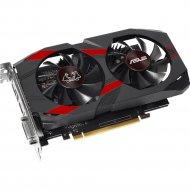 Видеокарта «Asus» GeForce GTX 1050 Ti A4G.