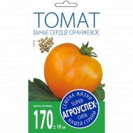 Томат «Бычье cердце» оранжевый, средний, 0.5 г.