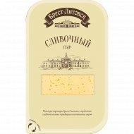 Сыр полутвердый «Брест-Литовский» Сливочный, 50%, 150 г
