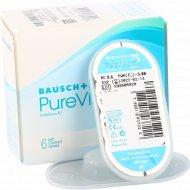 Линзы контактные мягкие «PureVision 2» balafilcon A, r8,6/d-5,0.