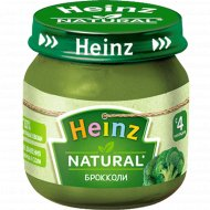 Пюре «Heinz» брокколи 80 г.
