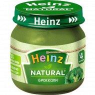 Пюре «Heinz» брокколи, 80 г.