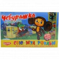 Детская настольная игра «Чебурашка и крокодил Гена».
