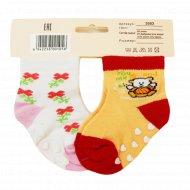 Комплект носков детских, 2 пары, 3583.
