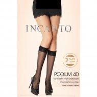 Гольфы женские «Incanto» Podium, 40 naturel.